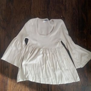 Earthbound Bell Sleeve top